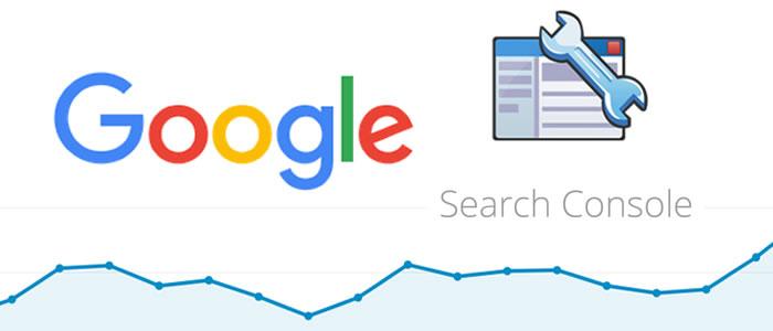 Google Search Consoleを表現